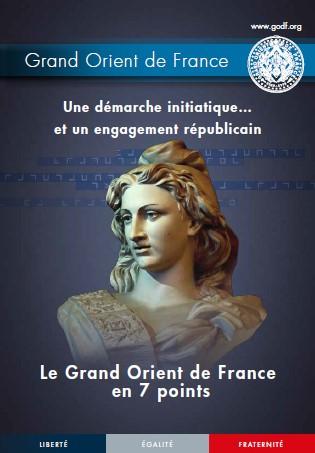 Télécharger La Plaquette De Présentation Du Grand Orient De France